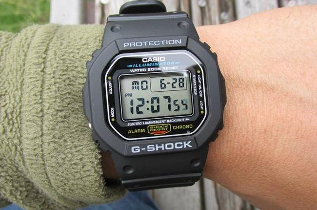 婚活 腕時計 Gショック 男性 悪印象に関連した画像-02