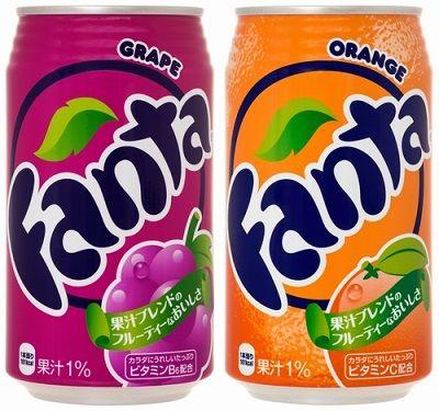 ファンタ コカ・コーラ 果汁 新商品 炭酸飲料 ビタミンC ビタミンB6に関連した画像-04