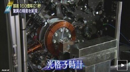 時計 精度 東京大学 光格子時計 セシウム原子時計 開発 研究に関連した画像-01