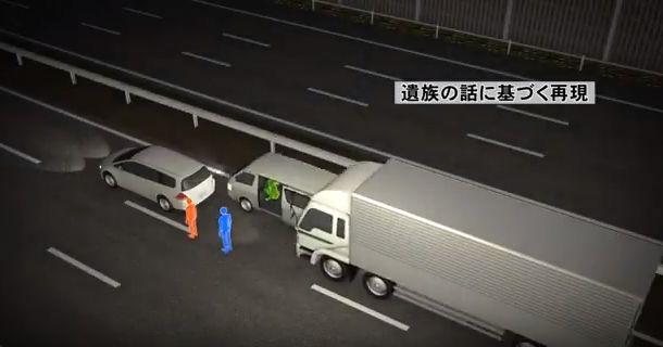 DQN 高速道路 事故 トラック 追突 夫婦 死亡に関連した画像-01