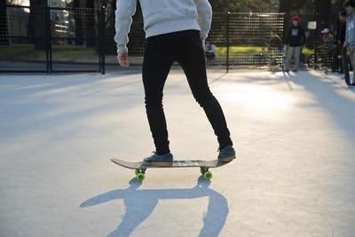 スケートボード 脳性麻痺 母親 息子に関連した画像-01