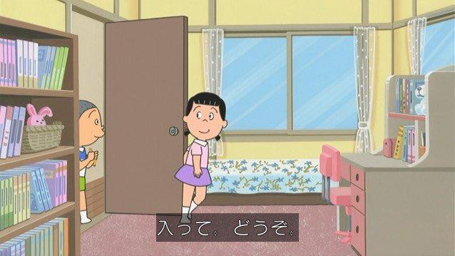 サザエさん 淫夢 真夏の夜の淫夢 花沢さん 入って、どうぞ 問題発言に関連した画像-02