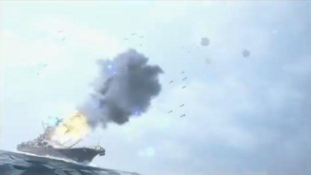 ファンタシースターオンライン2 PSO2 戦艦大和 菊花紋章 菊紋 反日 セガに関連した画像-04