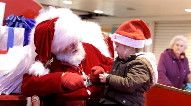 サンタクロース サンタ 神対応に関連した画像-09