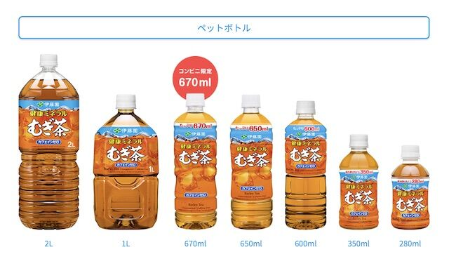 伊藤園 健康ミネラル麦茶 ステルス値下げ 増量に関連した画像-01