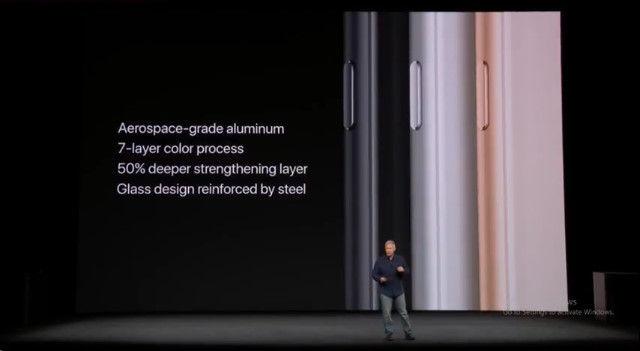 Apple 発表会 iPhone8 iPhone8Plusに関連した画像-07