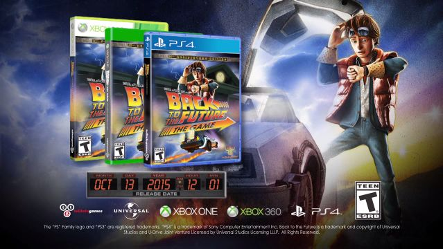 PS4 XboxOne Xbox360 バック・トゥ・ザ・フューチャーに関連した画像-01