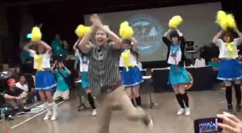らきすた ダンス 乱入 オタク RAB 涼宮あつき ダンサーに関連した画像-12