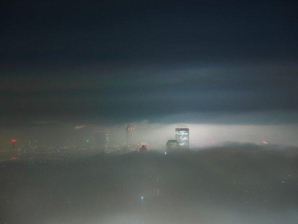 神秘的 濃霧 東京 首都圏 RPG ラストダンジョン ホラー 夜景に関連した画像-06
