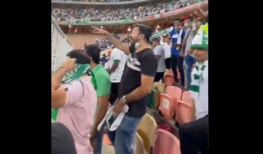 サッカー W杯 ワールドカップ 予選 日本 日本人 ブチギレ サウジアラビア 煽りに関連した画像-01