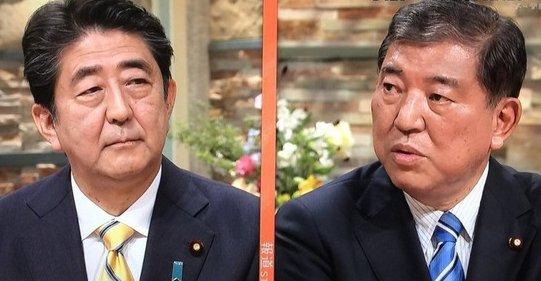 「次の首相は誰がいい?」→トップは石破さん!!2位に小泉進次郎さん!!
