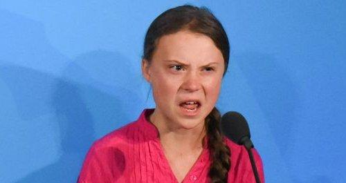 グレタ・トゥーンベリ 16歳 国連 温暖化対策サミット 演説 スピーチに関連した画像-01