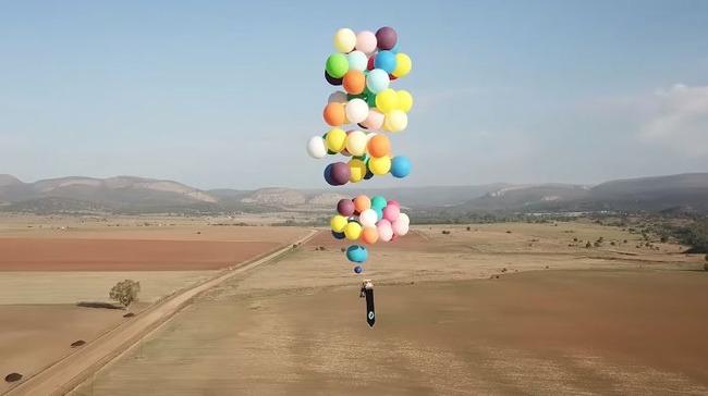 カールじいさん 風船 空に関連した画像-01