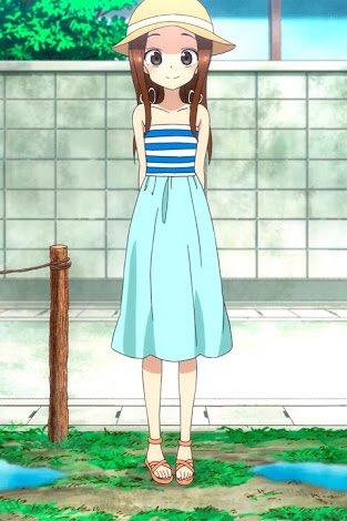 高橋李依 声優 からかい上手の高木さん ヒロイン 衣装に関連した画像-07
