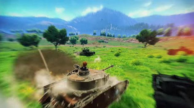 ガルパン ガールズ&パンツァー 最終章 PS4 ドリームタンクマッチ オンラインゲームに関連した画像-22