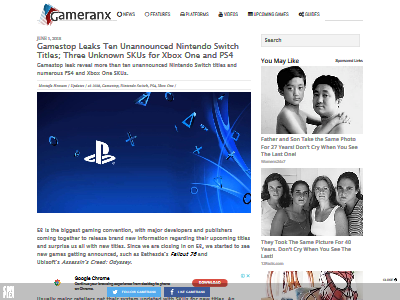 GameStop 未発表タイトル リークに関連した画像-02