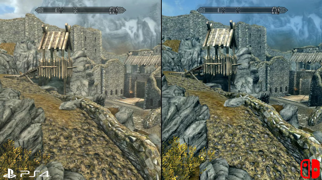 PS4 ニンテンドースイッチ スカイリム 移植に関連した画像-06