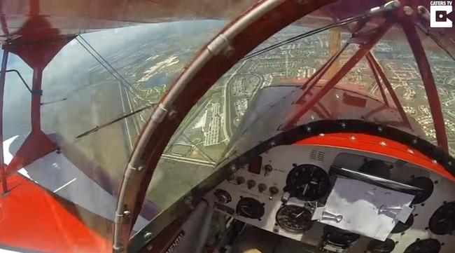 飛行中 エンジン停止 動画に関連した画像-04