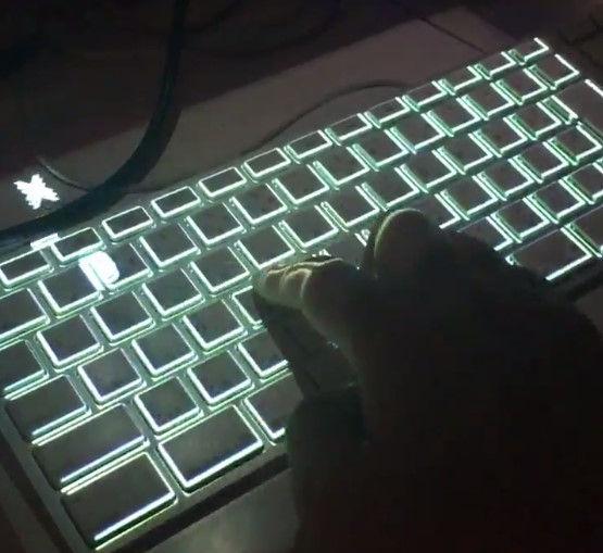 キーボード かっこいい おしゃれ 文字 キー 流れるに関連した画像-07