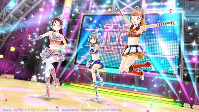 ラブライブ! スクフェス スクールアイドルフェスティバル 3DCG ダンスに関連した画像-02