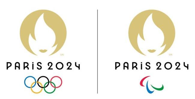 2024年 パリ五輪 ロゴ発表 自由の女神に関連した画像-03