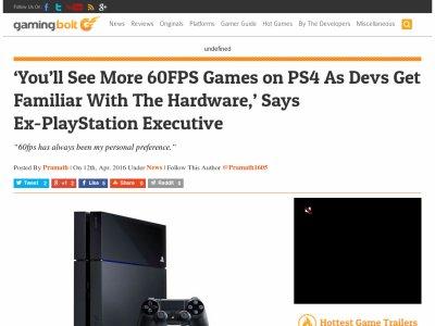 PS4 ソニー SCE 開発者 ハードに関連した画像-02