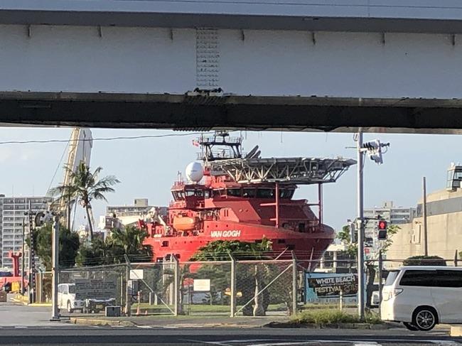 那覇 軍港 ガンダム 戦艦 レウルーラ に関連した画像-03