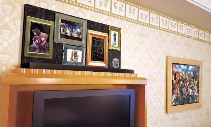 キングダムハーツ ディズニーアンバサダーホテル ルームキー キーブレードに関連した画像-06
