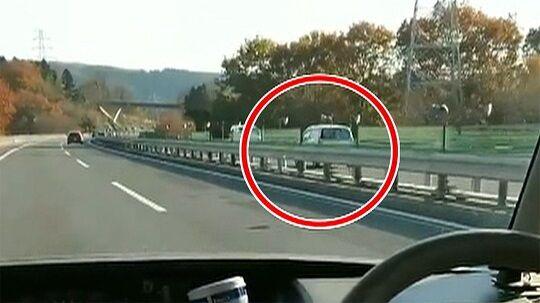 関越道逆走事故異常な行動に関連した画像-01