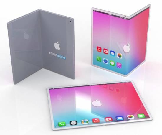 アップル 折りたたみ iPad 2020年 発売に関連した画像-03