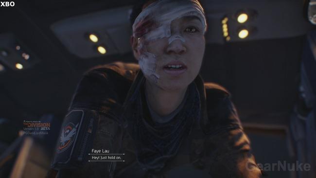 ザ・ディビジョン ディビジョン PS4 XboxOne スクショに関連した画像-04
