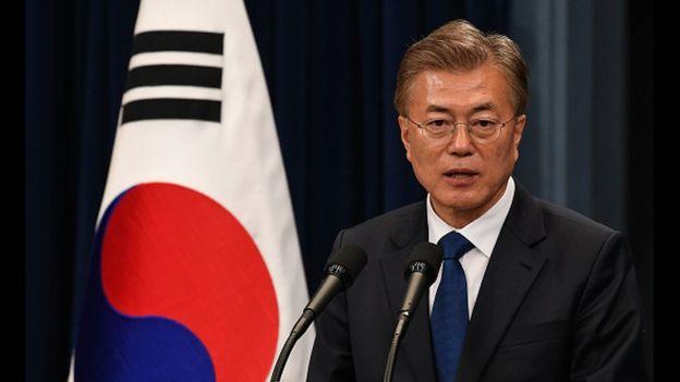 韓国 文在寅 大統領に関連した画像-01