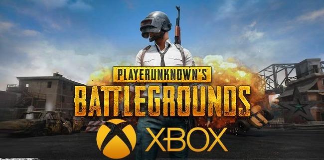 PUBG XboxOneに関連した画像-01
