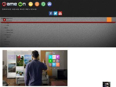 マイクロソフト ホロレンズ ソニー モーフィアスに関連した画像-02