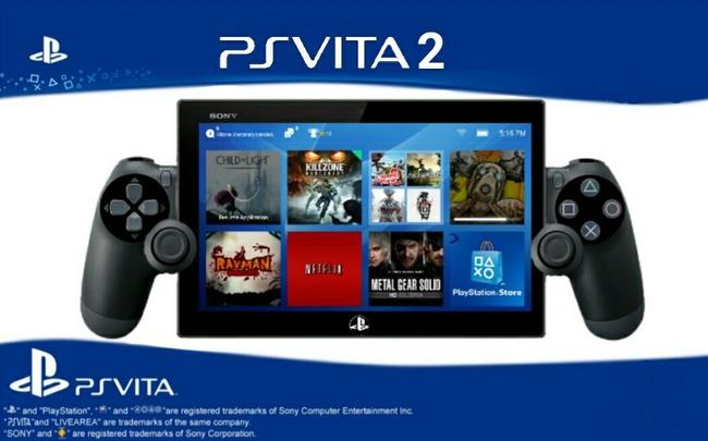 PSVita 後継機 E3 ソニー 新ハードに関連した画像-01
