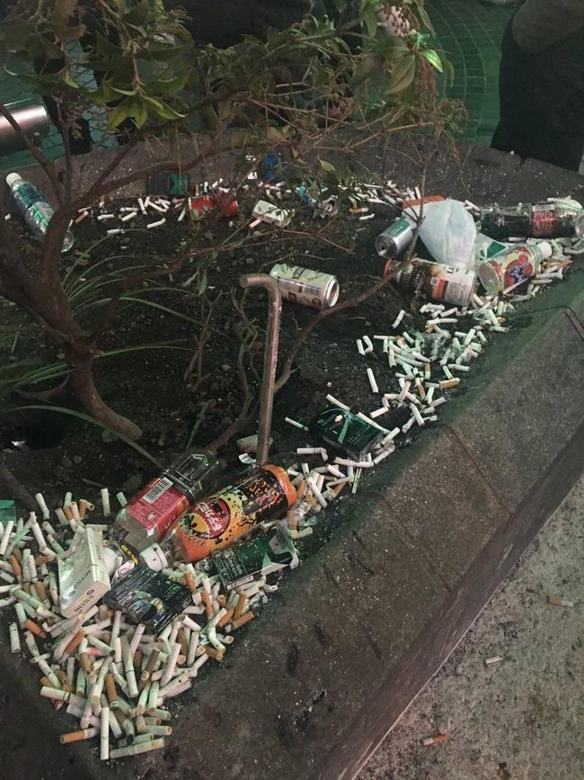 ハロウィン 渋谷 ゴミ ポイ捨てに関連した画像-07