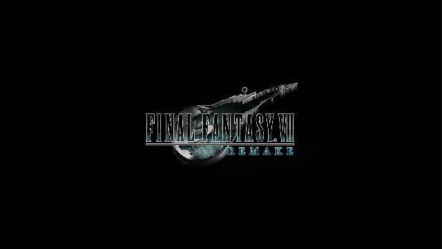 FF7リメイク発売日決定に関連した画像-09