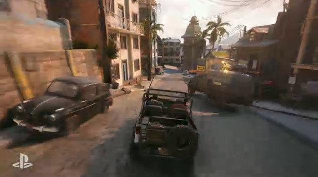 E3 SCE カンファレンス アンチャーテッドに関連した画像-07