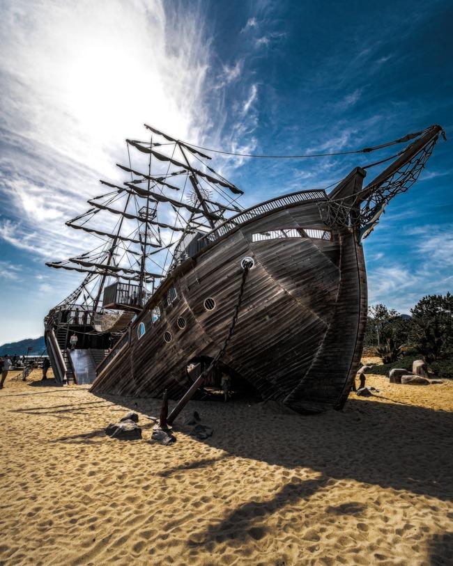 公園 話題 Twitter 遊具 船に関連した画像-02