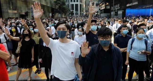 日本のマスコミが報道しない『香港デモ』の実情がやばすぎる、「不審死2,000人、多数の全裸遺体」