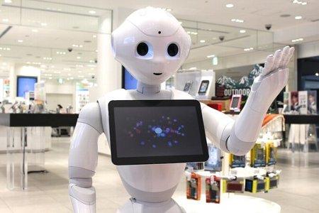 ソフトバンク ペッパー ロボット 販売 完売 感情エンジン レンタルに関連した画像-01