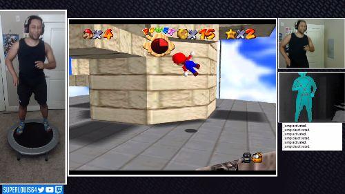 スーパーマリオ64 Kinect クッパに関連した画像-01