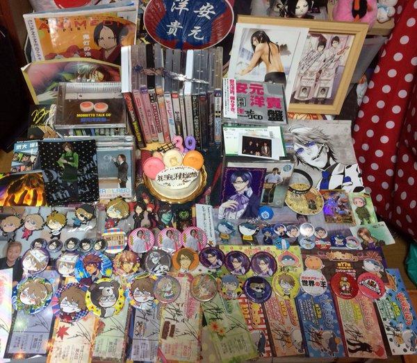 生誕祭 誕生日 安元洋貴 39歳 安元大事件 に関連した画像-07