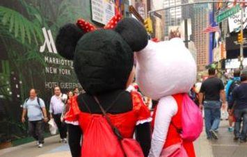ミニー キティ 乱闘に関連した画像-01