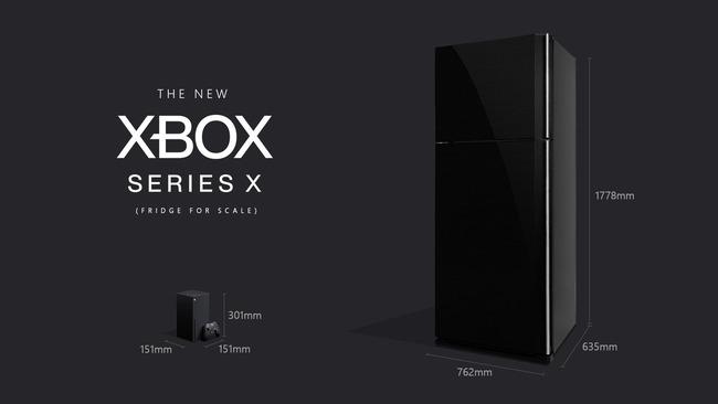 マイクロソフト XboxSX 冷蔵庫 比較に関連した画像-03