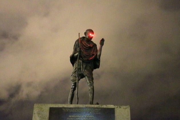 ガンジー像 発行体 凶悪事件 ラスボス感に関連した画像-06
