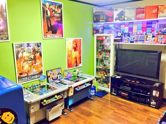 ゲーマー ゲーム部屋 クローゼット 秘密基地に関連した画像-06