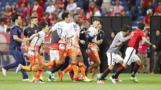 サッカー 済州ユナイテッド 韓国 浦和レッズ 張本勲に関連した画像-01