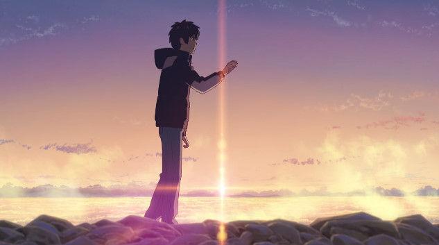 君の名は。 RADWIMPS スパークル DVD アニメMV ミュージックビデオに関連した画像-15