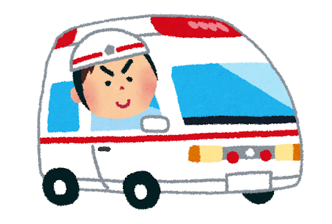 救急車 映えスポット に関連した画像-01